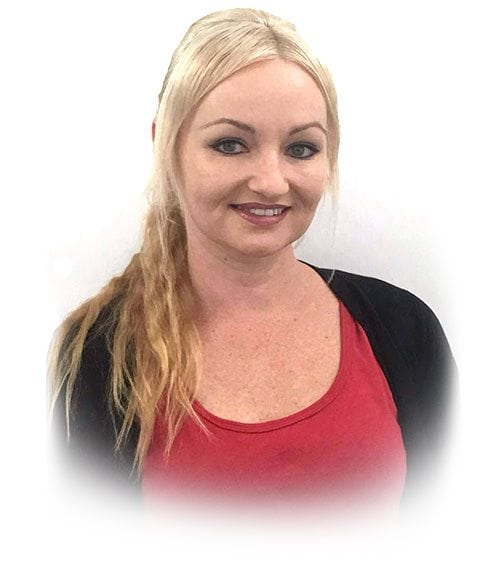 A closeup picture of Lisa, A Senior Dental Assistant of coorparoo denture clinic